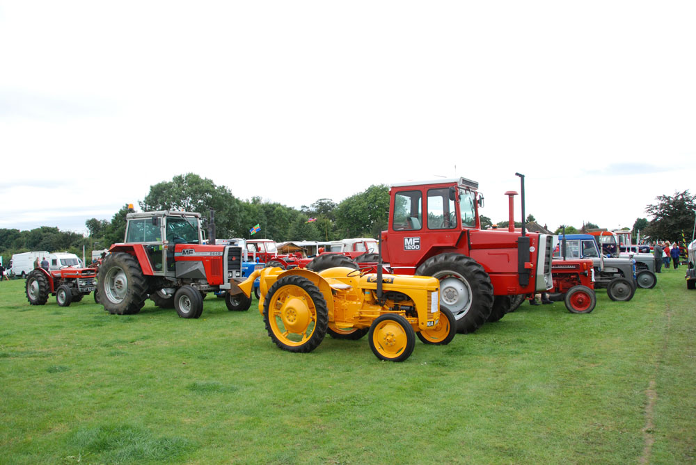 Tractors | Winterton Steam and Vintage Rally